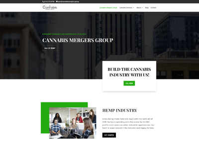 Cannabis Mergers