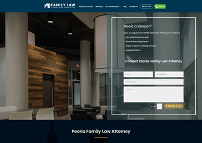 Family Law Peoria