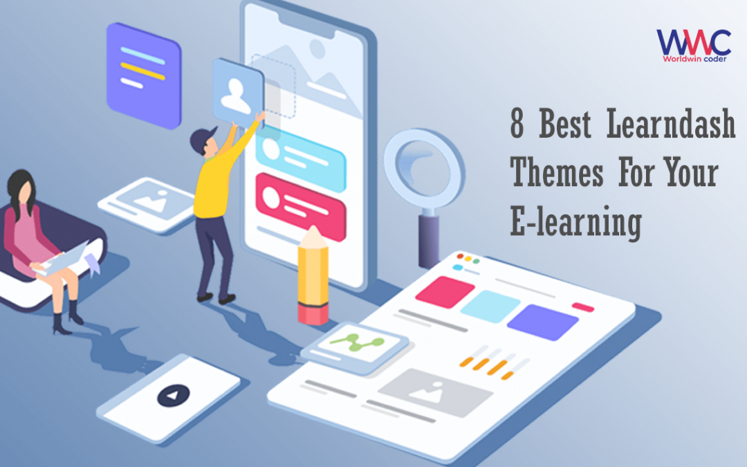 8 Best Learndash Themes For Your E-learning Games