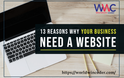 13 Reasons why your business need a website