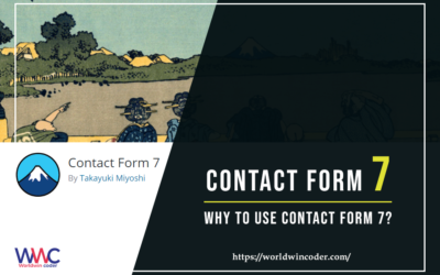 Why you should use contact form7?