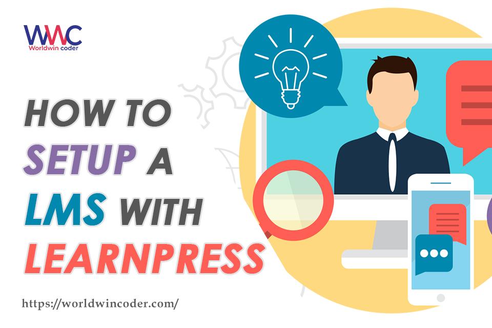 How To Setup LMS With LearnPress