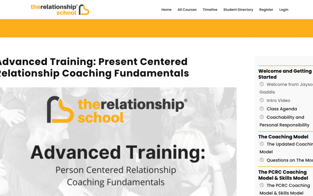The Relationship School®