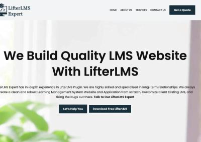 LifterLMS Expert