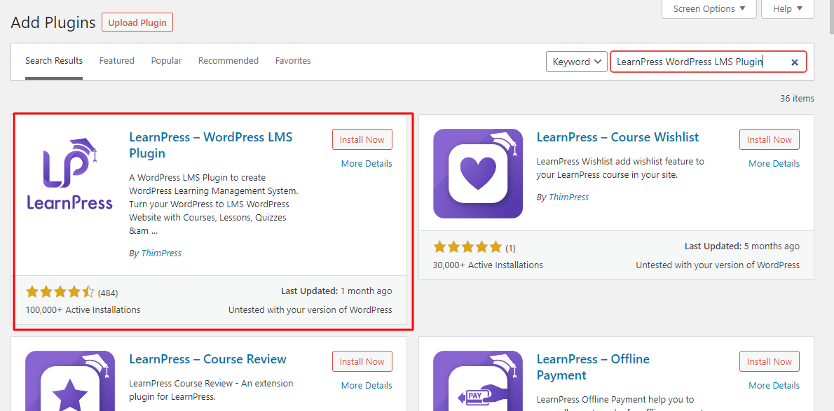 Complete LMS Setup With LearnPress